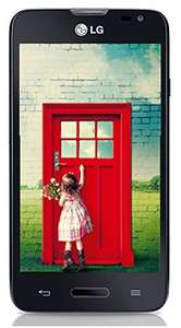 """[Kontra] LG L65 D280n, Smartphone, 4GB, Android 4.4.2, Dual-Core 1,2GHz, 4,3"""" IPS Touch, 5MP, Schwarz DEMOWARE"""