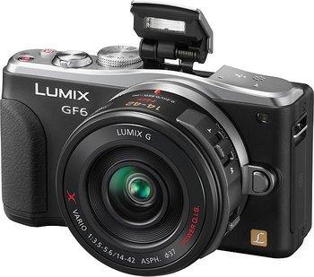[Redcoon] Panasonic Lumix DMC-GF6 Kit 14-42 mm II für 387€ statt 465€