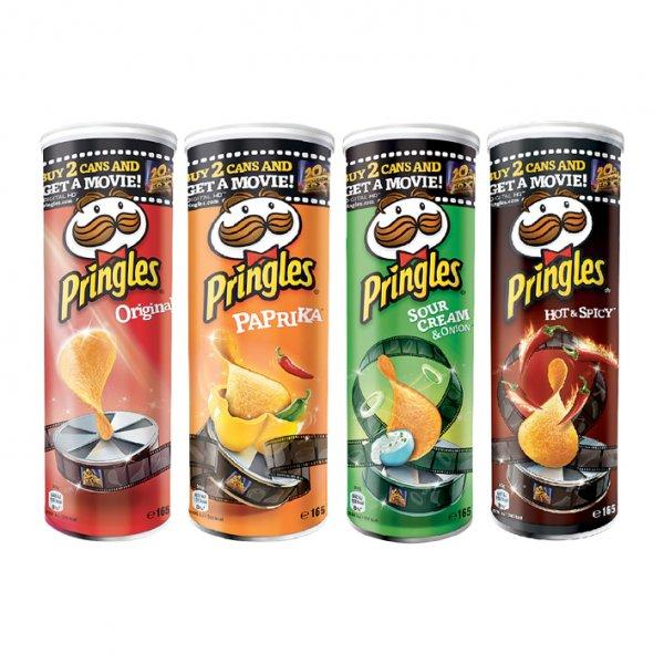 [Grenzgänger NL] Albert Heijn: Pringles (verschiedene Sorten) für unter 1€