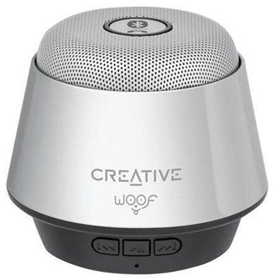 Creative Woof Bluetoothlautsprecher mit Freisprechfunktion inkl. Vsk