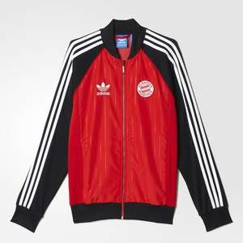 [Adidas.de] FC Bayern Adidas Originals Produkte (Tracktop, Windbreaker, Hoodie) 50% reduziert (bei Store Anlieferung 37,90€)