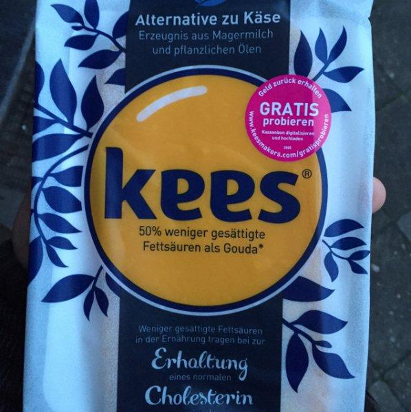 [Gratis testen] Kees - Alternative zu Käse - Exklusiv bei Edeka