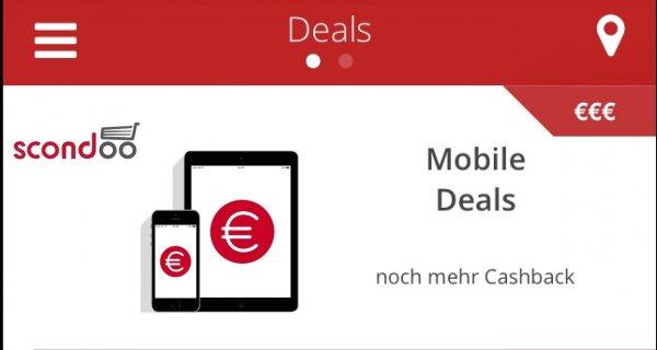 [Scondoo - Mobile Deals] Ladbrokes Neukunden 5€ einzahlen -> 28,88 € Cashback