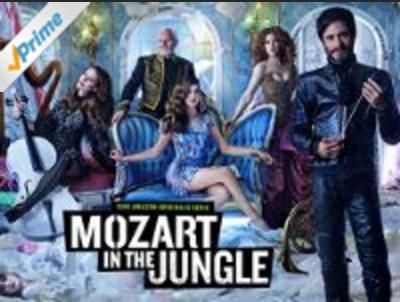 "[Amazon Instant Video] Die Serie ""Mozart in the jungle"" ohne Prime kostenlos streamen"