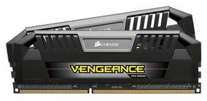 [Amazon] Corsair Vengeance Pro 8GB (2x4GB) DDR3 2133 MHz (PC3 17000) Desktop RAM für 48,72€