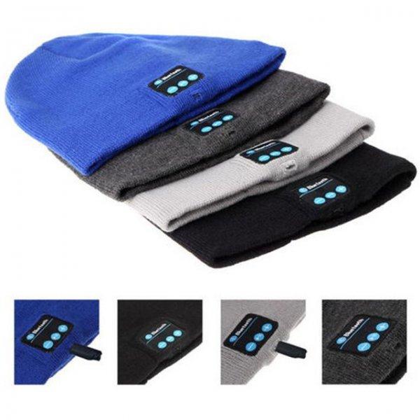 """[Aliexpress] Bluetooth-Mütze für 5,47 € (5,85 USD) Bluetooth Stereo Mütze Beanie (""""ab"""" 3,90 € + Versand)"""