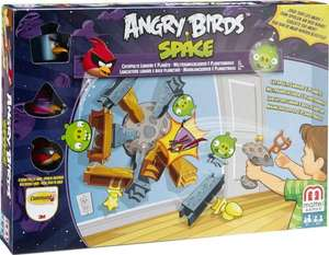[Voelkner] Mattel Angry Birds Lunar Launcher and Planet Base