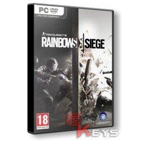 [gamekeys.biz] Rainbow Six Siege 24,99 bzw. 21€