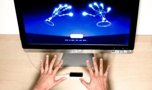 Leap Motion Finger Tracker für PC, Mac, VR [AliExpress]