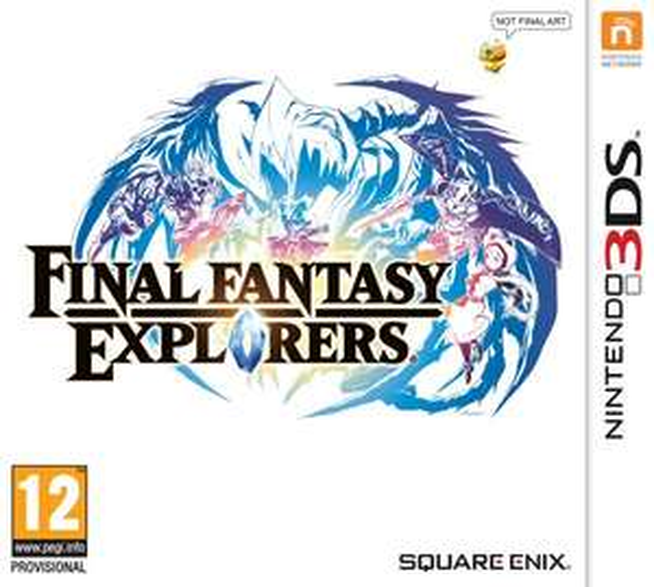 (3DS/Coolshop) Final Fantasy: Explorers für 27,95 €