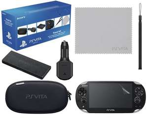 PS Vita Travel Kit (Zubehörpaket)