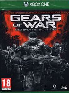 Gears of War Ultimate Edition Xbox One für 29,90 € inkl. Versand