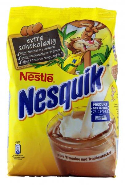 Aldi Süd + Nord: Nesquik Kakaopulver (500g) für 1,49€