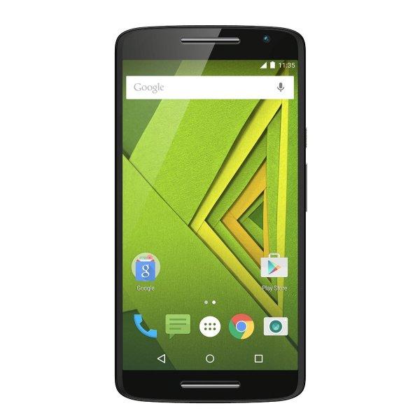 """Motorola Moto X Play + LTE, 5.5"""" Full HD, Snapdragon™ 615, 2GB Ram, 16GB Speicher (erweiterbar), 21 MP Kamera, Android 5.1 für 270,35€ bei Amazon.es"""