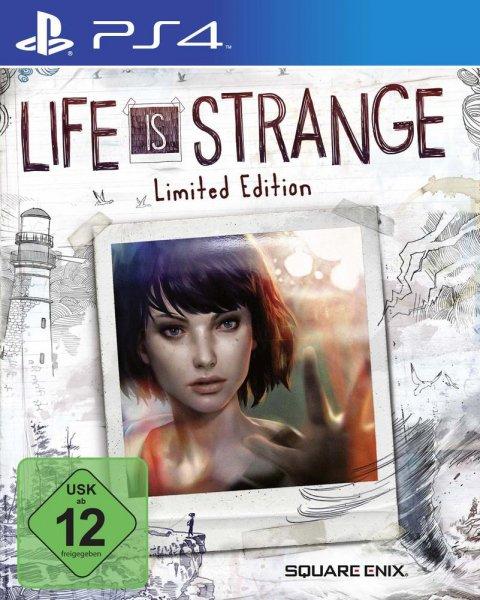 [conrad.de] Life is Strange Limited Edition PS4/XO für 21,44€ inkl.Versand + vorbestellen (bei Bezahlung mit SÜ)