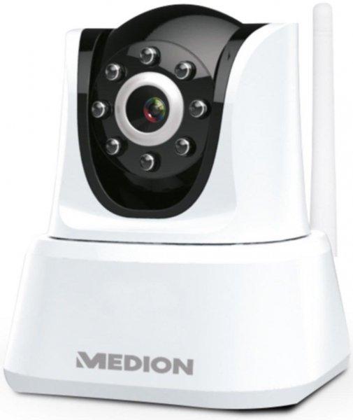[Medion] Kabellose Netzwerk-IP-Überwachungskamera MEDION® E89269 (MD 87269)