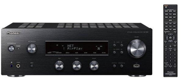Pioneer SX-N30-K Netzwerk-Receiver (2x 85 Watt, Airplay, DLNA, WiFi, USB, Speaker A/B Schaltung, App Control) schwarz für 402€ (27%unter Idealo)