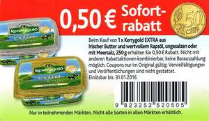 ( Rewe Center Nord ) KW03 Kerrygold Butter für 61Cent