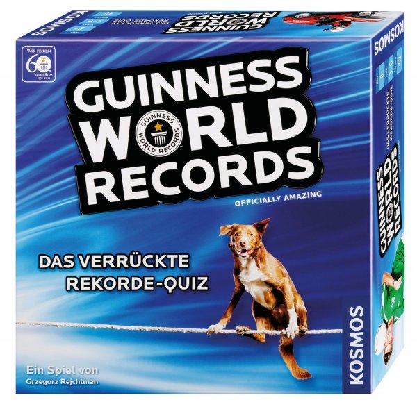 (@Amazon) Guinness World Records 691974 Das verrückte Rekorde Quiz für €7,05 mit Prime