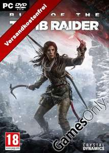 Rise of the Tomb Raider - PC - Retail