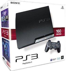 Playstation 3 mit 160GB (B-Ware) für 99,90€ bei eBay (reBuy)