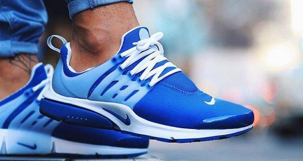 Nike Air Presto Island Blue - viele Größen - EUR 77,50