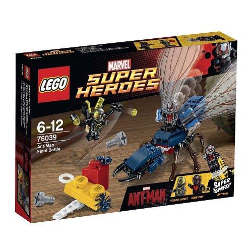LEGO 76039 Ant Man das finale Duell Set, bereits EOL