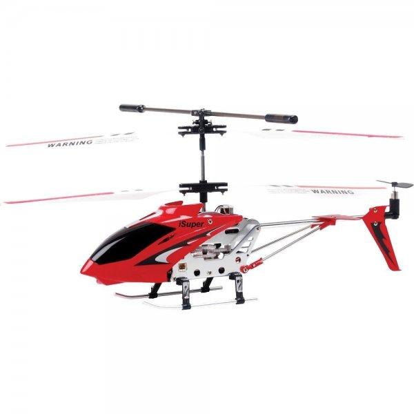 [Amazon - Prime] iSuper iHeli i032 Helikopter für iPhone / iPod touch / iPad für 9,99 Euro inkl. Versand