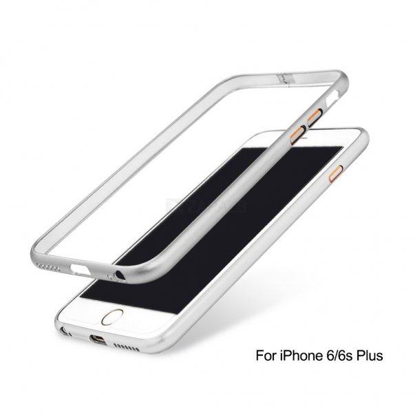 [Zapals] Gratis Metallrahmen / Bumper für iPhone 6/6s Plus & 5/5s #ABGELAUFEN