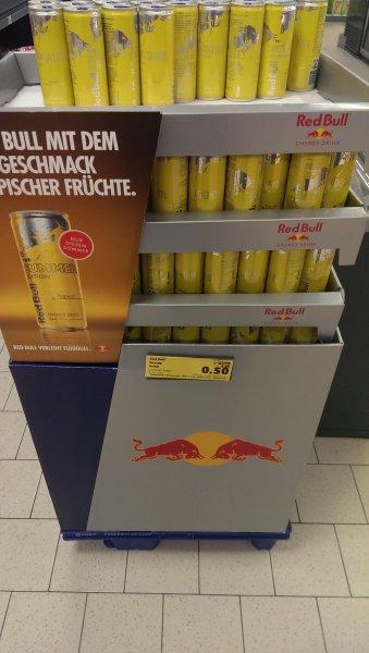 [LOKAL] Penny 66780 Rehlingen Red Bull Tropical Summer Edition 0.25l für 0.50€ (2.00€/Liter)