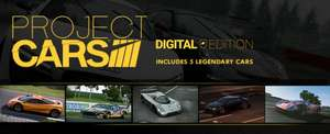 Project CARS PC digital edition im Humble Winter sale für 20€