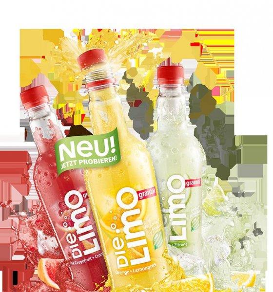 [REWE] Die Limo nur 0,60€ (Angebot+Scondoo)