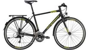 Bergamont Sweep VIA GT EQ Gent 28x27x27 Urban Bike Gr. 56cm black/lime (matt) Mod. 2014