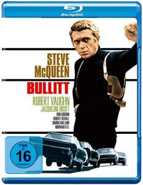 [Amazon Prime] Bullitt (Blu-ray) / Actionklassiker mit Steve McQueen