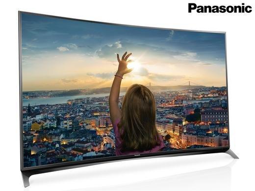 "iBood - Panasonic 55"" Curved HDR S-UHD Smart TV TX-55CR850E"