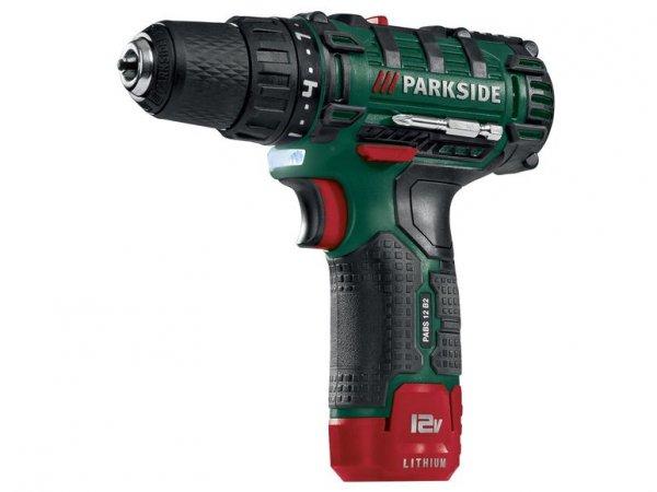PARKSIDE® Akku-Bohrschrauber PABS 12 B2