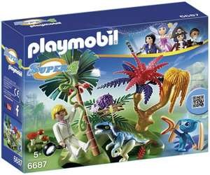 [Amazon.de Prime] PLAYMOBIL 6687 - Lost Island mit Alien und Raptor