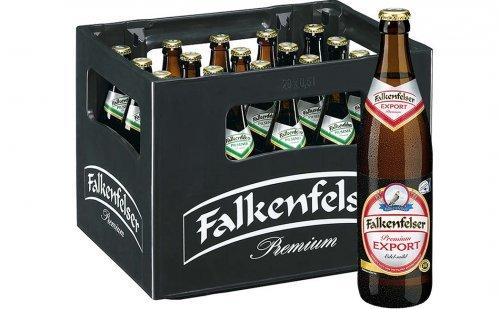 Bier!!! Falkenfelser Weißbier und Helles Netto ohne Hund + 50 Zusatzpunkte