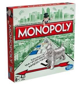 [Galeria Kaufhof] Sonntagsangebote 20% Rabatt auf Monopoly Spiele z.B. Monopoly Classic