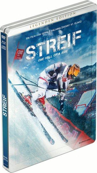 [Ausverkauft] Streif - One Hell of a Ride - Legenden Steelbook Edition (3 Blu-ray) @Müller