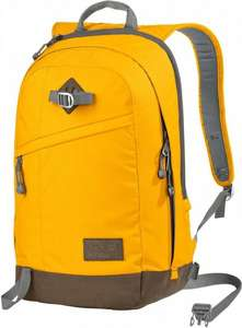 Jack Wolfskin Kings Cross Burly Yellow Rucksack (inkl. Notebookfach)