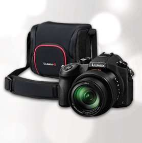 Saturn: Panasonic Lumix FZ1000 plus Original Tasche 599EUR