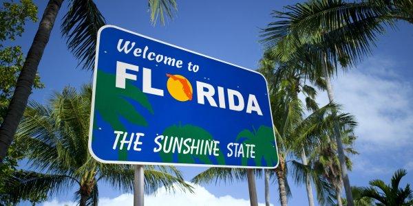 Non Stop Brüssel - Miami/Orlando Florida für kurzentschlossene Jetair
