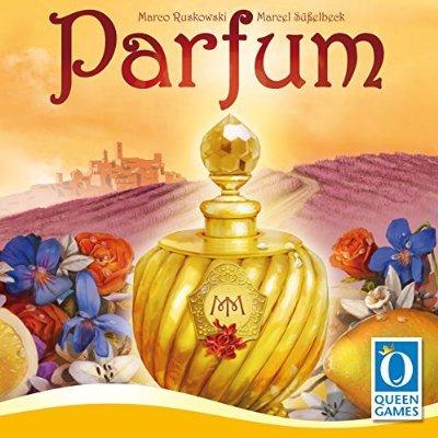 [Amazon] Brettspiel Parfum von Queen Games (-51%)