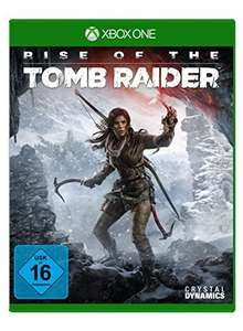[grooves-inc.de] Rise of the Tomb Raider - Xbox One - für 31,39€ inkl. Versand