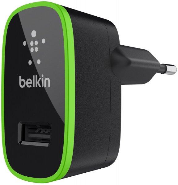 Belkin USB Ladegerät (2.1 Ampere, 10 Watt) ab 7,52€ + 3€ Vsk. (oder ohne mit Prime) Amazon (Preisvergl. 19,99€)