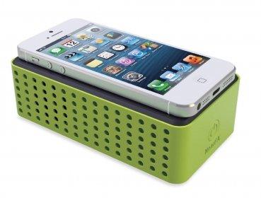 TFA Dostmann TouchPlay CHILLOUT 98.1109.04 mobiler Lautsprecher für Smartphones