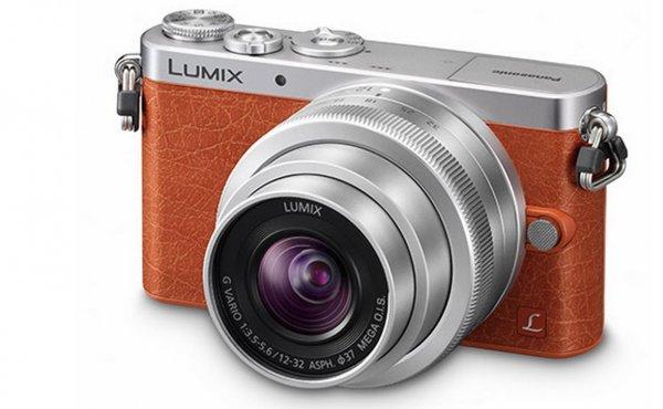 Panasonic GM1 + 12-32mm orange / silber