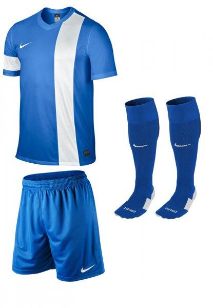 Nike Trikotsatz Blau/Weiß 27,95€ ab 15 Stück zsm. 419,25€ [@geomix.at]