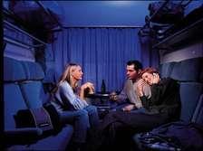 CNL-Spezial: Ab 23€ (pro Richtung) im Nachtzug durch Europa